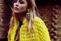 woven fashion / by Lydia Williams