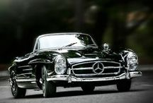 The Silver Arrows / Mercedes-Benz.  / by Jono Lester