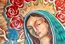 Ave Maria - Adoring Our Lady / by Keely Marissa