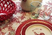 Tablescapes / by Betsy Compton