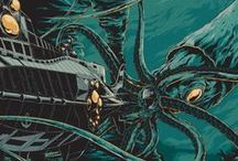 20,000 Leagues Under the Sea / by John Nystul