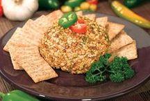 Appetizer Recipes / by Rada Cutlery