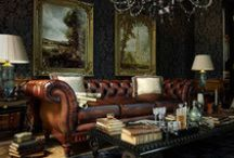 LEGENDARY SPACES / DARK. MASCULINE. RANCHY. DISTINGUISHED.  / by TYJ Mercantile