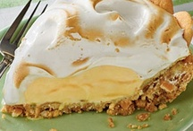 Oh My.....Is There Pie? / Stress cannot exist in the presence of pie  / by Ginny Ellis