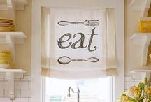 Kitchen Details / by Ginny Ellis