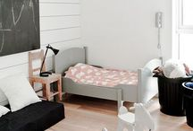 interiors: nursery and kid's rooms / by design traveller