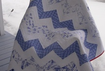 Quilt Inspirations! / by Laurie VanderPol