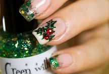 Nails Christmas  / by Nails Uñas de Acrilico.