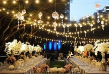Ideas for Parties and Weddings / by Esther Hansen