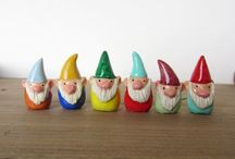 You Gnome It / I want them to be real. / by Rita Zobayan