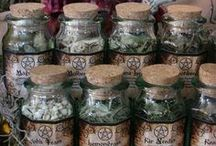 WITCH: Plants & Herbs / Magickal varieties / by The Healthy Willow