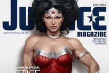 Comics WW 4C 2 ~ New 52 Modern Age / 1985 — present / by Wonder Comix_master