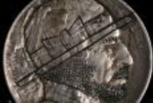Hobo Buffalo Nickels / Hobo Buffalo Nickels / by Executive Coin