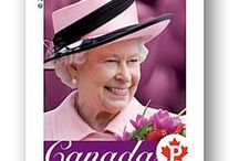 Queen Elizabeth II, Style Icon / by Wanda Nylon