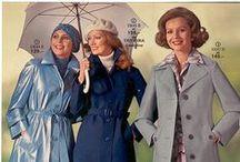 Vintage and retro fashion styles I like... / by Wanda Nylon