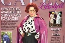 Magazine Covers / Some nice magazine covers I made a while back / by Wanda Nylon