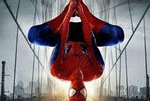 .∿spiderman / the amazing spider-man. / by corrupt concierge