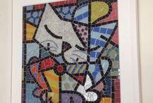 Mosaico / by Patricia Silveira