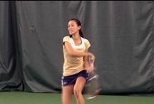 Women's Tennis / by Zippy