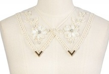 collar collection / by chicwish