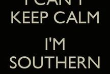 → I'm Southern, Y'all ← / by April Williams Hart