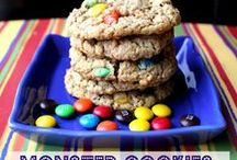Crazy Over Cookies / Cookies to go crazy over!!! / by Karen Young