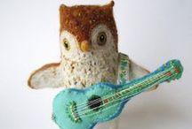 Owls / by Ericka Craven