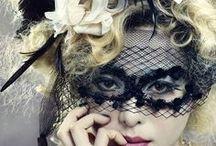 mask / by Francisca Karsono