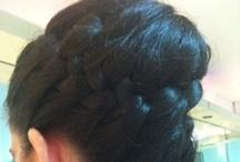 hair / by Valia Kourkoumeli