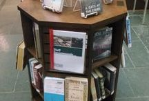 Library Displays / A visual record of the book displays at the Highland Park (IL) Public Library. / by Highland Park Public Library