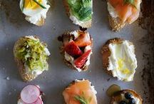 Party Foods / Recipes and Ideas for Party Food / by NativeNewYorker