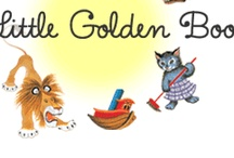GOLDEN BOOKS / by Ruth Zentner