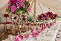 Centerpieces / Centerpieces for a variety of wedding themes. / by Sandra Adekanye