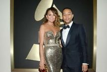 GRAMMY Awards Fashions / Check out what your favorite celebrities wore on the red carpet at the 56th annual GRAMMY awards! / by Radar Online