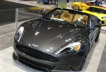 2014 Chicago Auto Show - Exotic Cars / Exotic Cars on Display at the 2014 Chicago Auto Show  / by AutoMania City