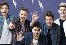 One Direction ♥♥♥♥♥♥♥ / Mes boys. Mes chéries. Mon model. Voix extraordinaire. Ma vie. Les 1D❤ / by Léa love 1D ♥ Lps