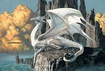 """Great Magic dragons / What would """"fantasy"""" be without Dragons? A very dull life indeed! / by noreen scully"""