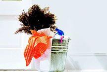 Cleaning & Household maintenance / by Merja
