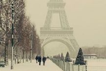 Paris, Je t'aime!  / by Gund Gallery