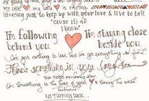 ~*I SO <3 MUSIC&HEARTFELT LYRICS!*~ / by Shiloh Hendrix