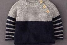 boys crochet/knit / by Penny Warner