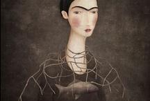 Ilustracje / Illustrations / Inspirujące ilustracje / by Lamarta
