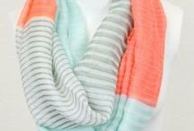 scarves / by Amanda McVannel