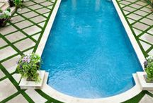 Pools and Ponds / by A Detailed House