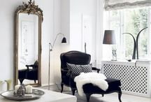 Black & White / Interior Design / by A Detailed House