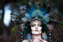 Gorgeous Headress / by Valentina
