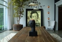 Home: Luxurious  / Luxurious livingspaces / by Gabriela Bartlett