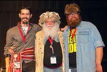 Barbes - Beards / by Festival du Voyageur