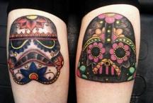 Tatuagens  / by Camila Soares