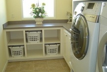 Laundry Rooms / by Deannea Tranter